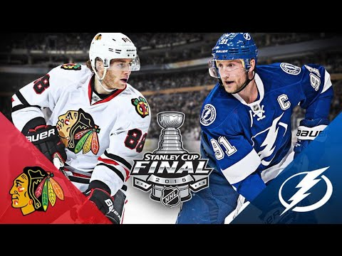 NHL - Stanley Cup Final Promo 2015 [HD]