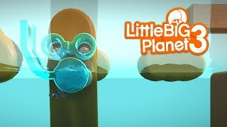 LittleBIGPlanet 3 - POO WORLD [X_TA_ROACH456] - Playstation 4 Gameplay
