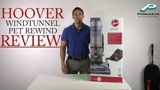 Hoover T Series Windtunnel Pet Rewind Bagless Upright Vacuum UH70210 Complete Review