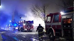 Ravintola Naantalin Hovin tulipalo