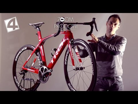0d59442ffce Bici Trek Madone RSL 9 Series Recensione - YouTube