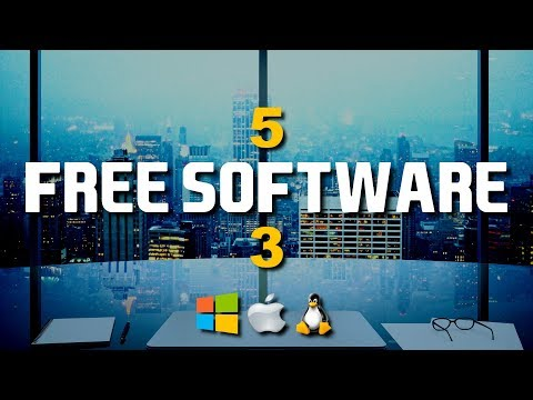 5 Free Software That Are Actually Great! 3