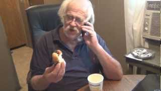Angry Grandpa vs Dunkin