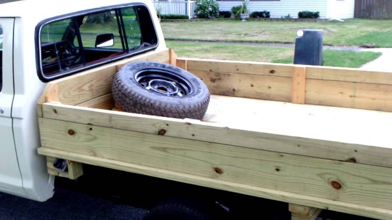 New Ford Ranger Truck Bed