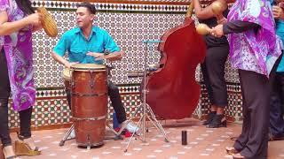 [쿠바 아바나] 아바나 호텔 세비아  라틴밴드공연