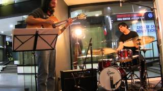 Sesiones Drumdealer - Rodrigo Recabarren P.1