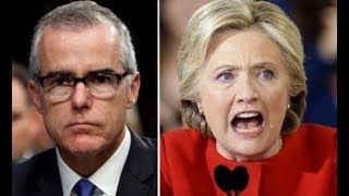 Kip SImpson CNN Anchors Devastated as Clinton Ally McCabe's Criminal Indictment Appeal Rejected