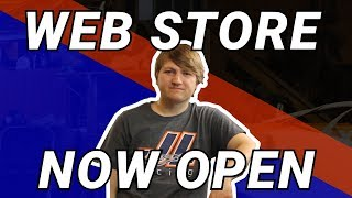 Joe Lusk Racing Web Store Now Open