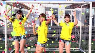 ブラジルW杯を応援すべく立ち上がった3人の美女、おっPサンバ! 2014年6...