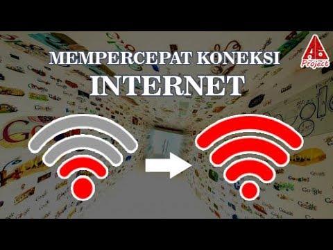 Cara Mempercepat Konektivitas Jaringan WiFi dengan CMD.