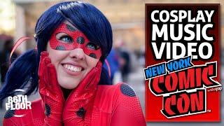 NYCC New York Comic Con 2019 - Cosplay Music Video