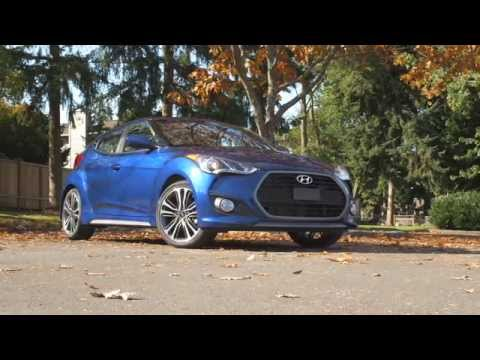 2016 Hyundai Veloster R Spec Review AutoNation