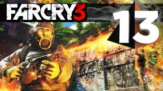 Far Cry 3 Gameplay, Burning Weed Fields! - Kick the Hornet