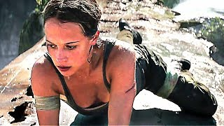 TOMB RAIDER : 8 New Movie Clips ! (2018)