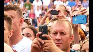 День металлурга в Саяногорске посетило почти 20 тысяч человек