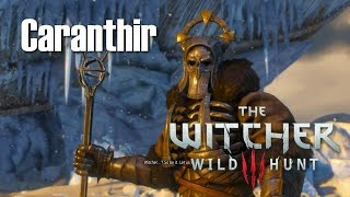 The Witcher 3: Wild Hunt - Caranthir (Boss) - Death March