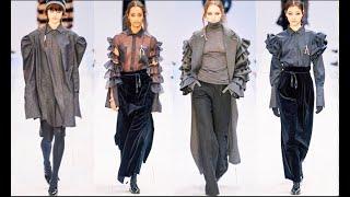 Как мы будем одеваться после всего что происходит Бараний окорок Фонарик Джульеты Тренды 2020