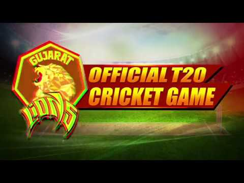 Gujarat Lions 2017 - Cricket Game