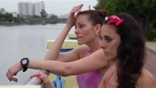 Corinne & Eliza Explosive Elimination (Amazing Race Season 31)