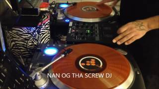 Jay - Z - Hard Knock Life - Live - Screw Mix - Nan O.G