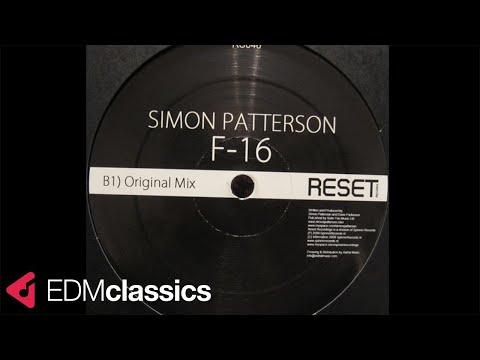 Simon Patterson - F-16 (Original Mix) (2009)