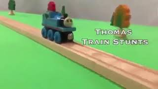 THOMAS THE TANK ENGINE EPIC STUNTS