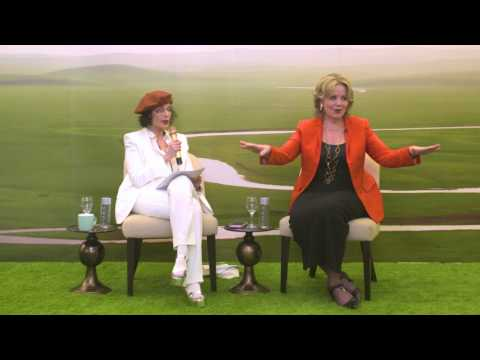 The Pure Land Series Presents Renee Fleming and Bianca Jagger in Conversation