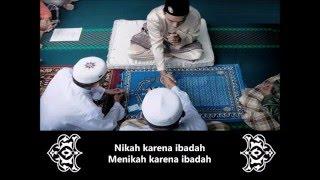 Nikah Kerana Ibadah Alief نكاح کران عبادة