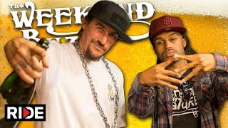 Peter Smolik & Brandon Turner: Sk8 Mafia, $50,000 Checks & Prison! Weekend Buzz ep. 100 pt. 2