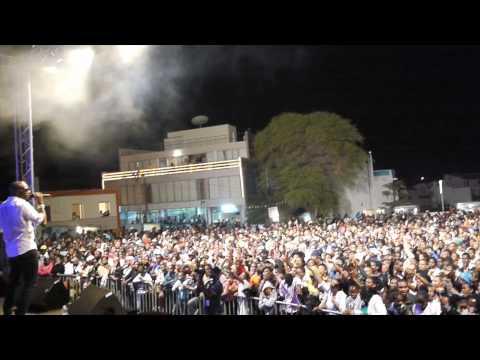 Kaysha x Tarrafal, Cabo Verde - Live, Jan. 2013