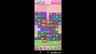 Candy Crush Saga Level 80 Sem Hack