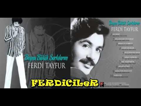 Ferdi Tayfur Boynu Bükük Şarkılarım Albümü