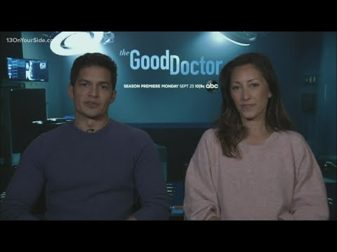 Catch Up With Stars Of The Good Doctor