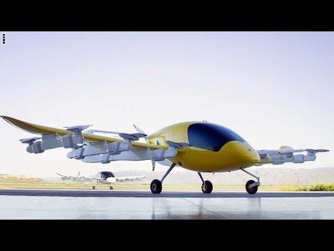 """لشريك المؤسس لـ-غوغل- يختبر """"التاكسي الطائر"""" في نيوزيلندا  - 07:21-2018 / 3 / 14"""