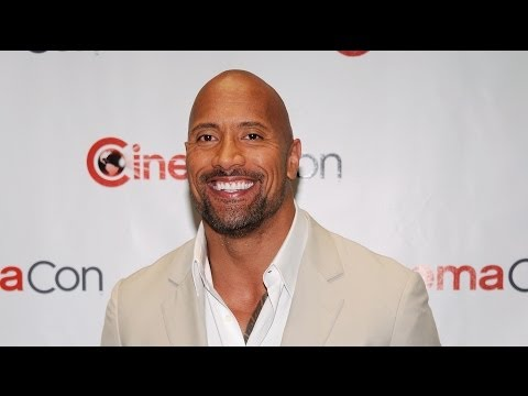 """Dwayne """"The Rock"""" Johnson Admits To Steroid Use & Depression"""