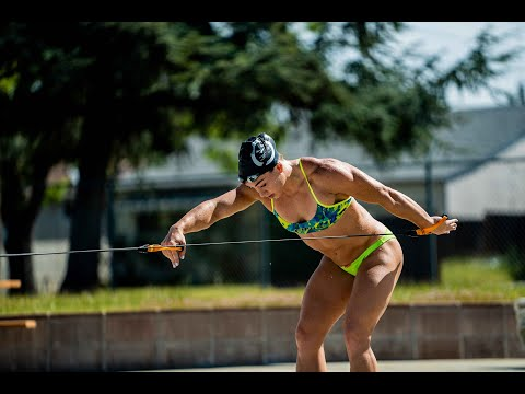 Dryland Training for CrossFit Swimming (Faster Swimming For Strength Athletes) | FINIS | Episode 8