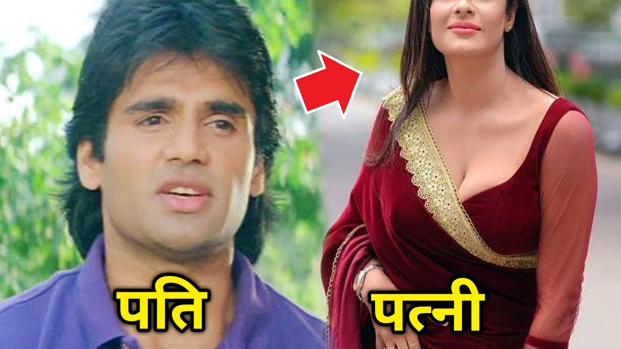 Sunil Shetty की पत्नी खूबसूरती के मामले में हैं बॉलीवुड एक्टर्स से हज़ार गुना अच्छी sunil shetty wife