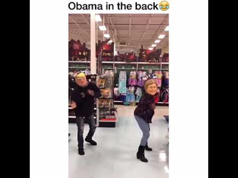 Juju On Dat Beat Parody Obama Trump Clinton Tz Anthem Challenge Youtube