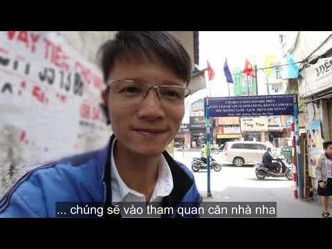 Video nhà bán Quận 8 dưới 4 tỷ, gần cầu Nguyễn Văn Cừ, căn góc 2 mặt hẻm Dương Bá Trạc P2 Q8 sổ hồng riêng