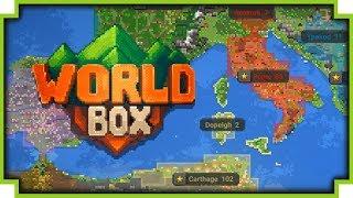 World Box: The Roman Empire
