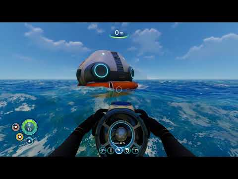 finally our first submnarine l subnautica#5