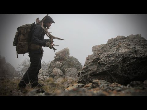 S:5 E:10 Hunting Elk In Nevada During The Late Season With Remi Warren Of SOLO HNTR