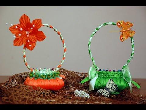 Плетёные корзины ещё с древних времён являются самым удобным способом перевозки и хранения продуктов, а также одним из самых оригинальных способов преподношения различных подарков. Современные корзины нисколько не уступают своим предшественникам, он.
