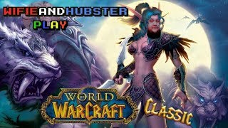 World of Warcraft CLASSIC Gameplay - WoW LIVE - Level 60 druid pve & pvp!
