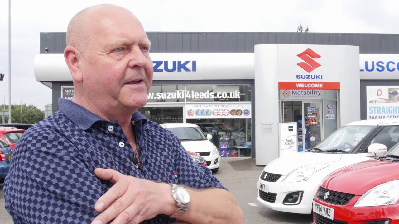 New Suzuki and Used Cars Leeds West Yorkshire, Luscombe
