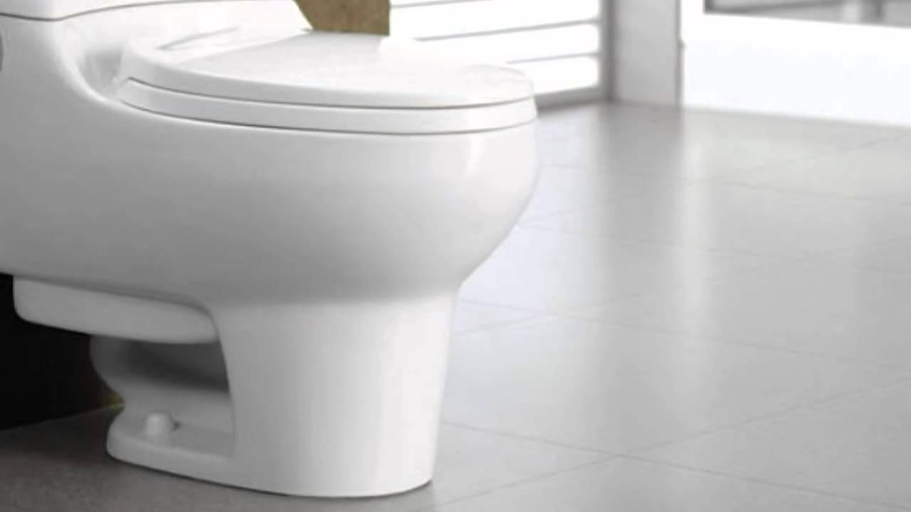 Acquablu  Vaso sanitário AQI001  YouTube -> Decoracao De Banheiro Com Vaso Sanitario Preto