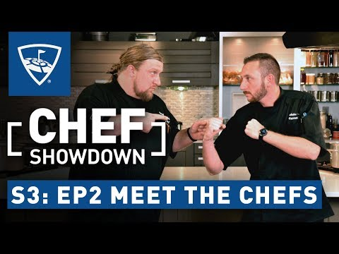 Chef Showdown | Season 3, Episode 3 Meet the Chefs | Topgolf