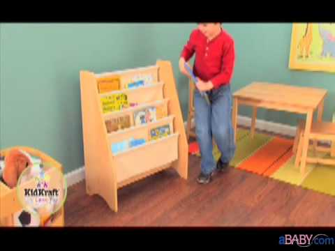 ABaby Kids Sling Bookshelf