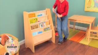 Ababy.com- Kids Sling Bookshelf
