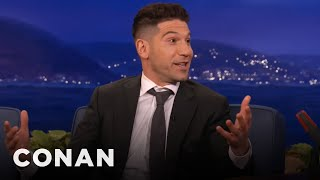 "Jon Bernthal Relives ""The Wolf Of Wall Street"" Orgies"